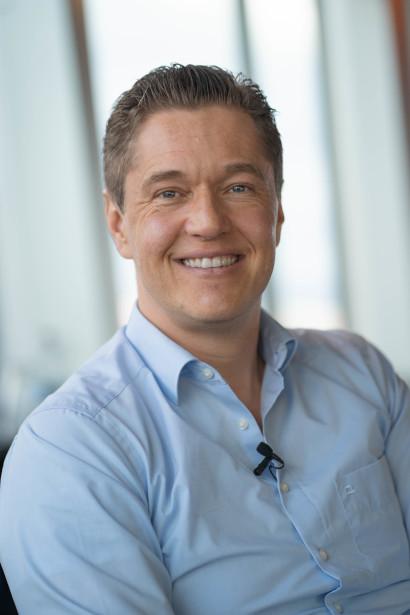 Thomas Mücke, Geschäftsführer der Astuna GmbH